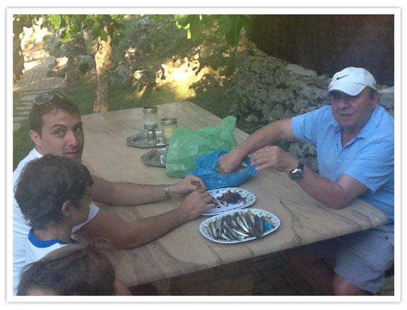 la-casserole-chaude-Grece-Corfu-Spartillas-pieuvre-grillée-5